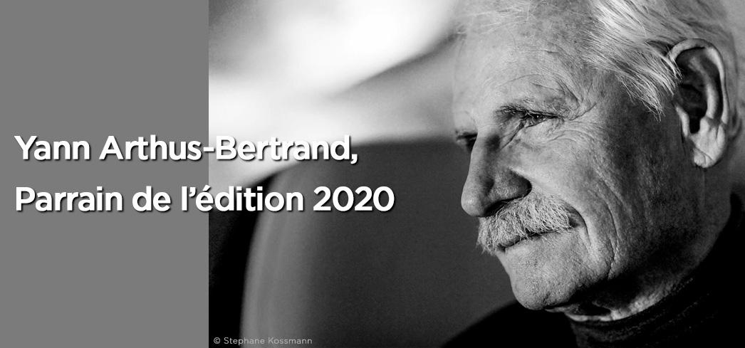 Yann Artus-Bertrand, parrain de la 12ème édition des Nuits Photographiques de Pierrevert