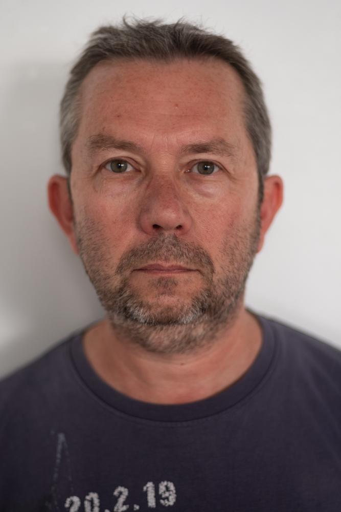 Portrait Eric Rumeau