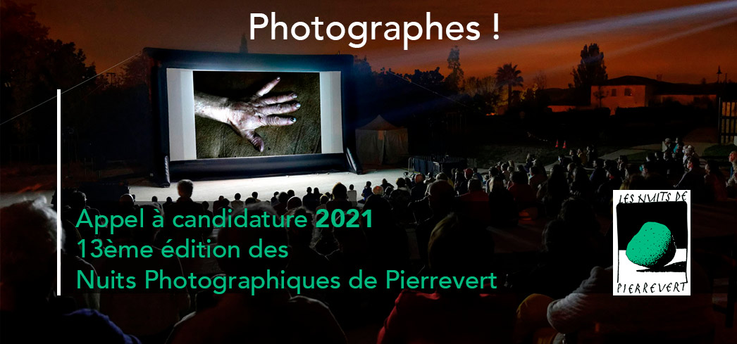 candidature festival photo