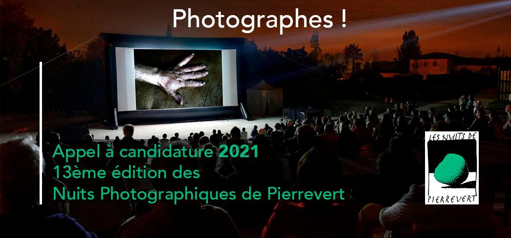 Appel à candidature 2021 > 13ème édition !